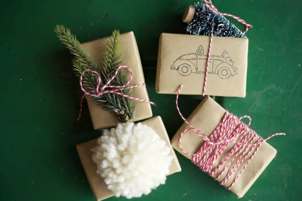 Wrapping Handmade Soaps for the Holidays