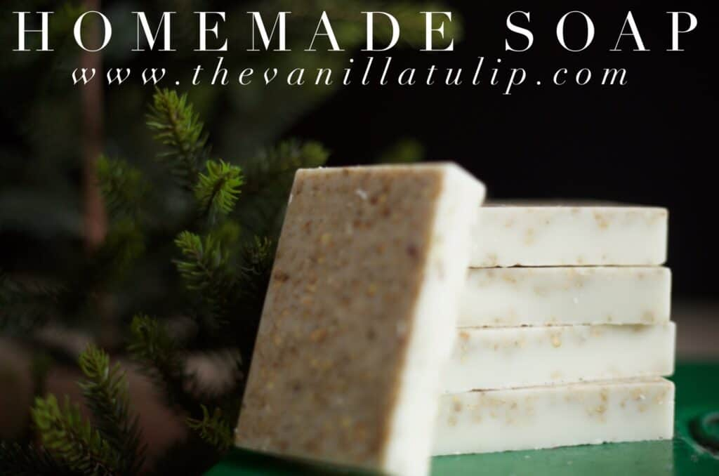 Gift Giving: Homemade Soap
