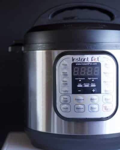 A Beginner's Guide to Understanding your Instant Pot