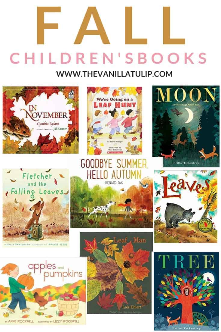 Fall Children's Books