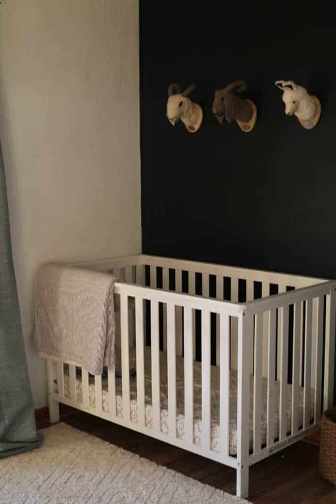 $75 Nursery Budget Makeover