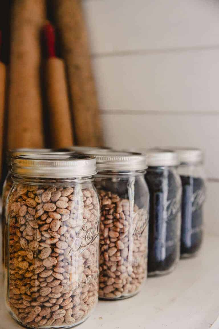 A Prepared Pantry and Prepared Home: Stocking Up